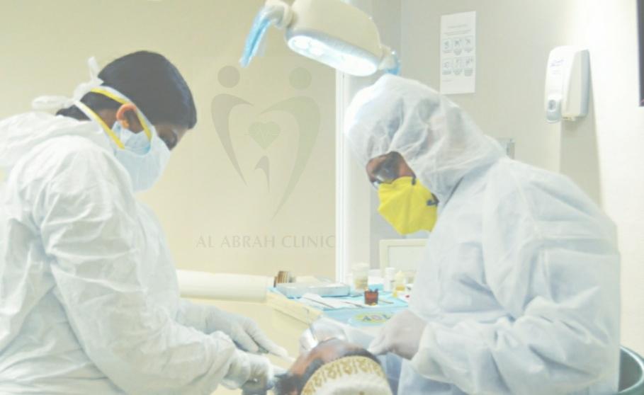 Dental doctor in Deira