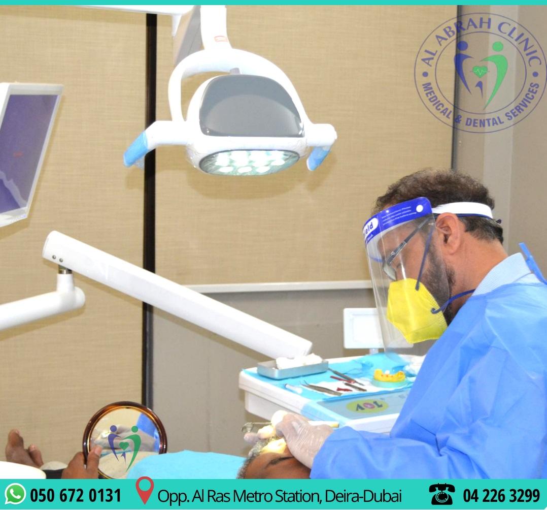 Dentist in deira, Dentist in dubai, Dental clinic in deira